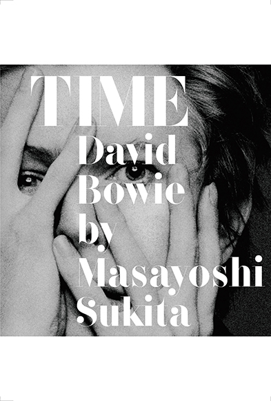 TIME David Bowie by Masayoshi Sukita パンフレット