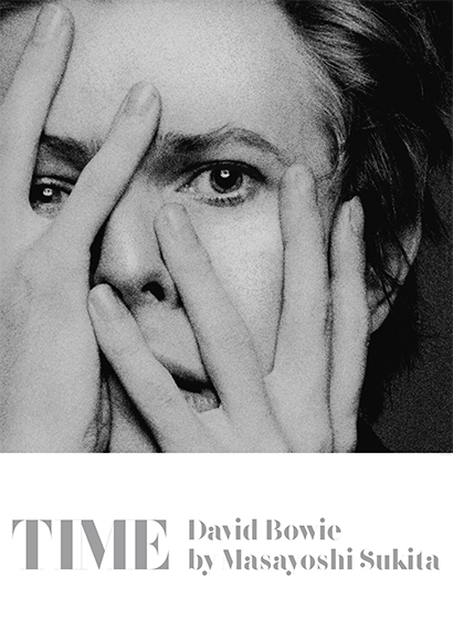 TIME David Bowie by Masayoshi Sukita ポスター